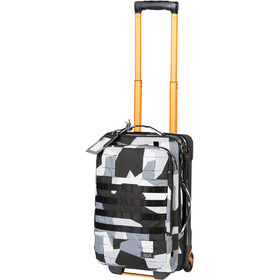 Jack Wolfskin TRT Rail 40 Trolley, grey geo block